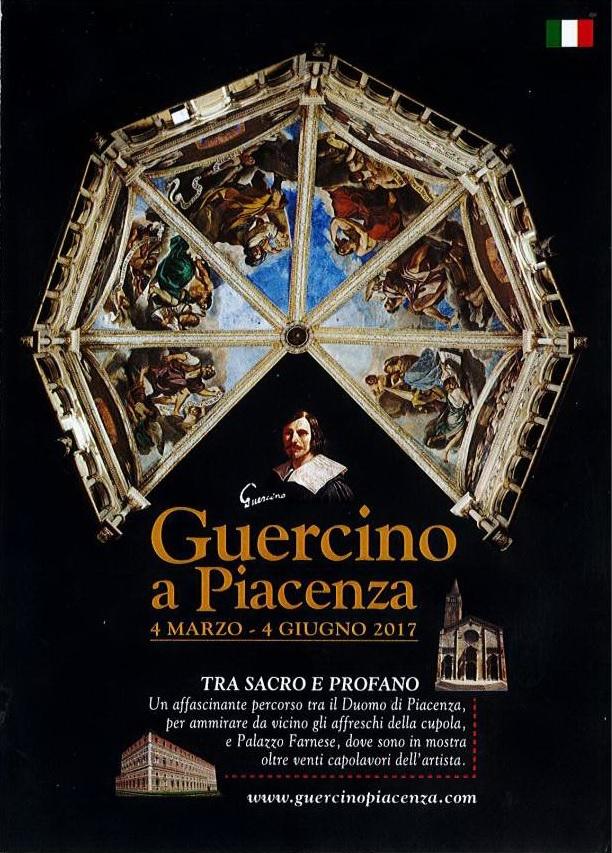 Omaggio al guercino nella mostra di piacenza for Piacenza mostra guercino